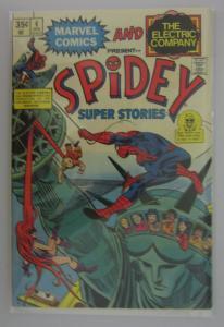 Spidey Super Stories (1975) #4, 8.0/VF