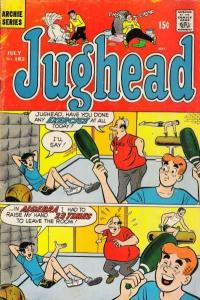 Jughead (1965 series) #181, Fine (Stock photo)