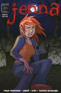 Jenna #3 VF/NM; Narwain   save on shipping - details inside
