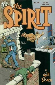 Spirit, The (8th Series) #35 VF/NM; Kitchen Sink | save on shipping - details in