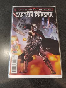 Star Wars: Journey to Star Wars: The Last Jedi - Captain Phasma #1 (2017)