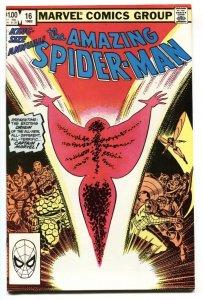 AMAZING SPIDER-MAN ANNUAL #16  First Captain Marvel (Monica Rambeau)  NM-