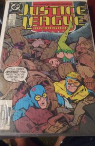 Justice League International #21 (1988)