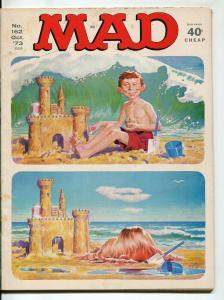 MAD Magazine #162-1973-Mingo-Martin-Berg-Drucker-VG