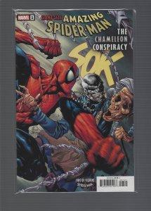 Giant-Size Amazing Spider-Man: Chameleon Conspiracy #1