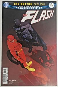 FLASH#21 VF 2017 REBIRTH VARIANT DC COMICS