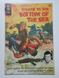 Voyage to the Bottom of the Sea (Gold Key 10133-004 April 1966) #6 VG