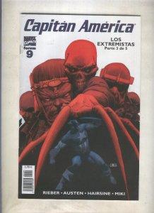 Capitan America volumen 5 numero 09