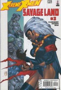 X-TREME X-MEN: SAVAGE LAND Vol.1, no.03: False Haven