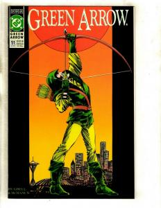 Lot Of 12 Green Arrow DC Comic Books # 51 52 53 54 55 56 57 58 59 60 61 62 JF30