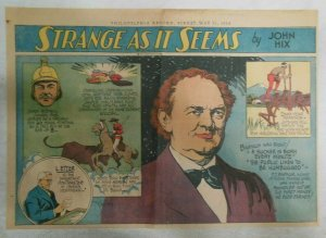 Strange As It Seems: PT Barnum Worlds Greatest Showman by Hix 5/31/1936