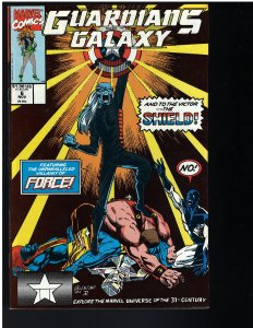 Guardians of the Galaxy #6 (1990)