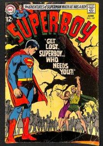 Superboy #157 (1969)