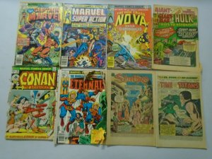 Silver + Bronze age Marvel comic lot 39 different readers