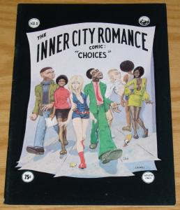 Inner City Romance #1 FN (3rd) last gasp GUY COLWELL underground comix print