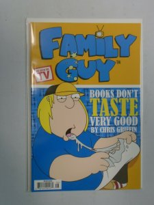 Family Guy #3 NM (2006 Devil's Due)
