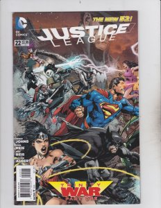 DC Comics! Justice League United! Issue 22!