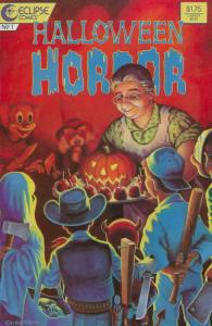 Halloween Horror #1 VF/NM; Eclipse | save on shipping - details inside