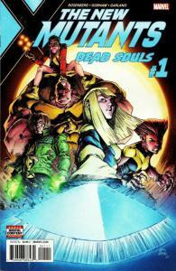 New Mutants Dead Souls #1 (Marvel, 2018) VF/NM