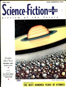 Science-Fiction+ #4 6/1953-Frank R. Paul-Leinster-Moskowitz-FN