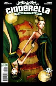 Cinderella: Fables Are Forever #2 VF/NM; DC/Vertigo   save on shipping - details