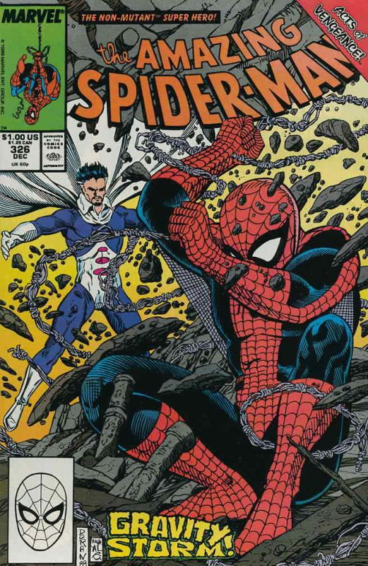 Amazing Spider-Man, The #326 VF/NM; Marvel | combined shipping available - detai