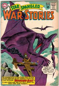 Star Spangled War Stories #113 (Mar-64) FN/VF Mid-High-Grade War That Time Fo...