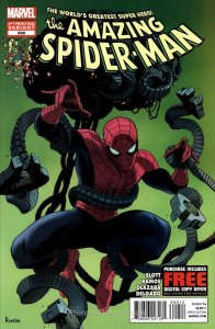 Amazing Spider-Man, The #699 (2nd) VF/NM; Marvel | save on shipping - details in