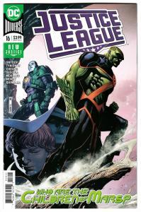 Justice League #16 Main Cvr (DC, 2019) VF/NM