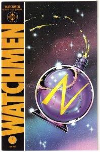Watchmen   # 9 of 12  FN Alan Moore/Gibbons
