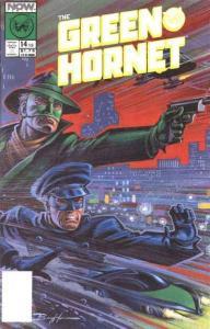Green Hornet (1989 series) #14, NM- (Stock photo)