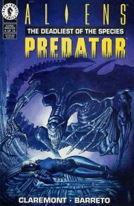 Aliens/Predator: The Deadliest of the Species #5 VF/NM; Dark Horse | save on shi