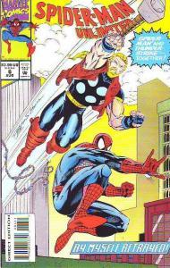 Spider-Man Unlimited #6 (Aug-94) NM/NM- High-Grade Spider-Man