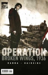 Operation: Broken Wings, 1936 #1 VF/NM; Boom! | save on shipping - details insid