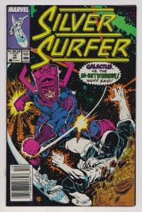 Silver Surfer #18 (Marvel, 1988) FN