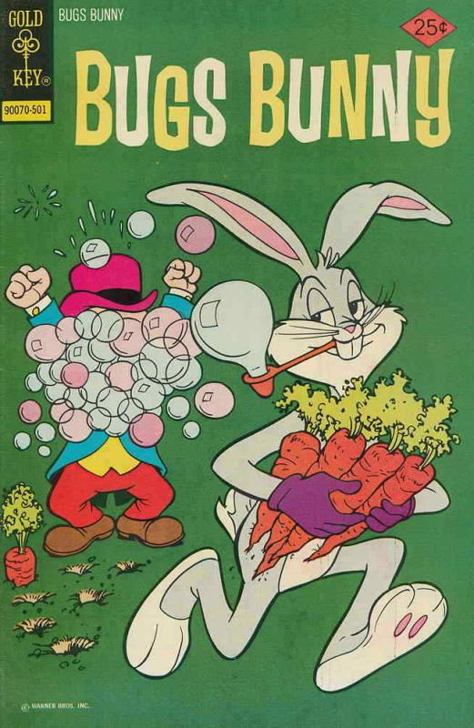 Bugs Bunny (Gold Key) #161 VF/NM; Gold Key | save on shipping - details inside