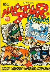 Flashback Golden Age Comic Reprints #22, NM (Stock photo)