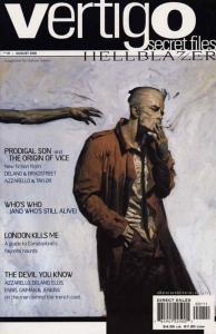 Vertigo Secret Files: Hellblazer #1 VF; DC/Vertigo | save on shipping - details