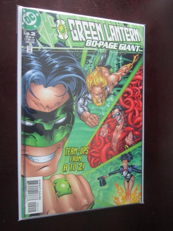 Green Lantern 80-Page Giant (1998) #2 - 8.0 VF - 1999