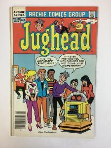 JUGHEAD (1949-1987)339 VF-NM Apr 1985 COMICS BOOK