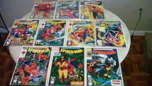Spider-Man #1-10 McFarlane (Absolute Best Price On eBay) PRICE REDUCTION For You