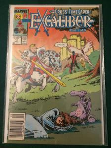 Excalibur #12 The Cross-Time Caper- part 1 of 9