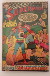 Superman 188 G/VG