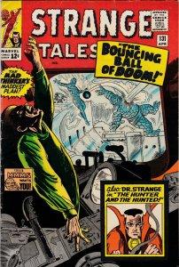 Strange Tales 131 VG/FN