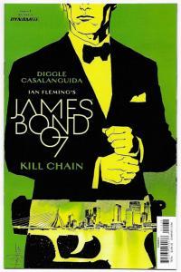James Bond Kill Chain #1 Cvr C (Dynamite, 2017) NM