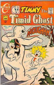 Timmy the Timid Ghost #10 (Jun-69) FN/VF+ Mid-High-Grade Timmy the Timid Ghost