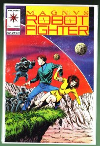 Magnus Robot Fighter #20 (1993)