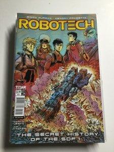 Robotech #14 (2018)