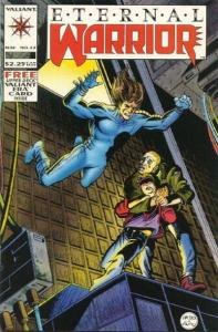 Eternal Warrior (1992 series) #22, VF+ (Stock photo)