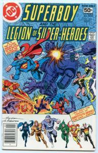 Superboy 243 Sep 1978 VF (8.0)
